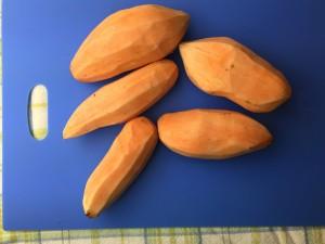 batatas derechas