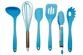 silicone utensils