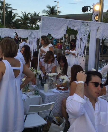 Diner en Blanc Mundillo 2