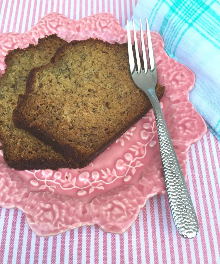 REceta del mejor pan de guineo humedo y sabroso.