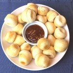 Receta de Pao de Queijo brasilero. Pan de queso receta muy fácil.
