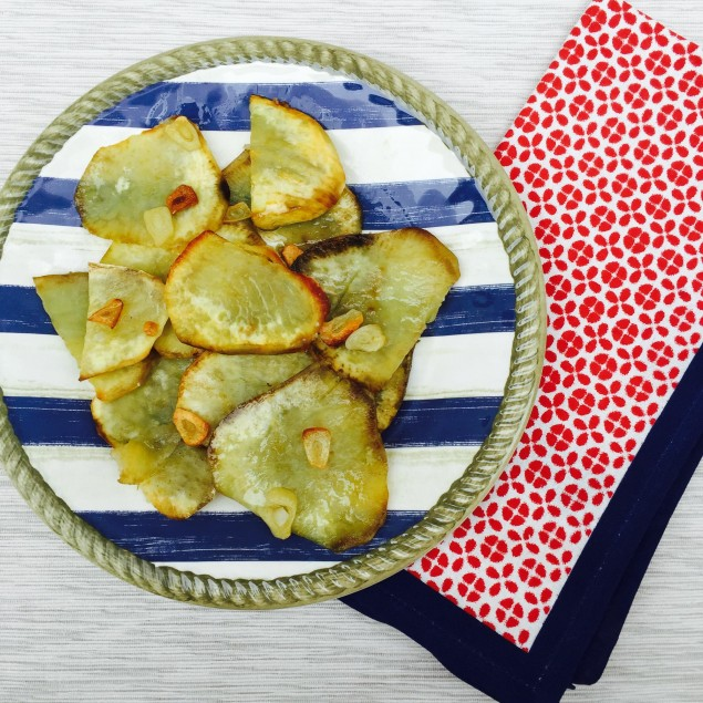 Batatas Blancas 6