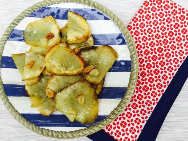 Batatas Blancas 8