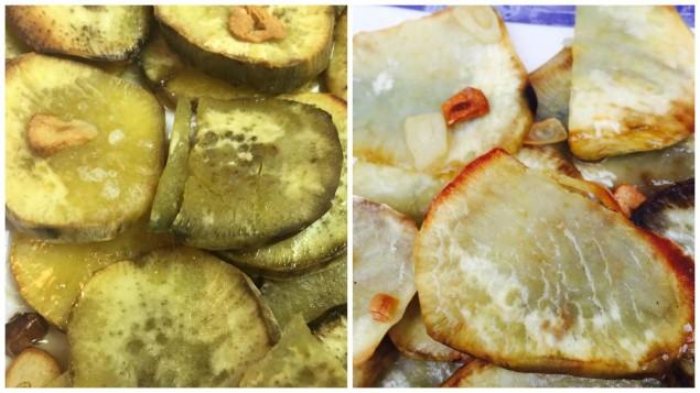 Batatas al Horno comparadas
