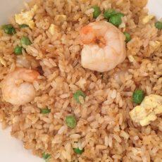 Como se hace el arroz frito para que sepa como en restaurante.
