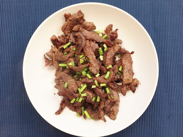 Carne Koreana Bulgogi