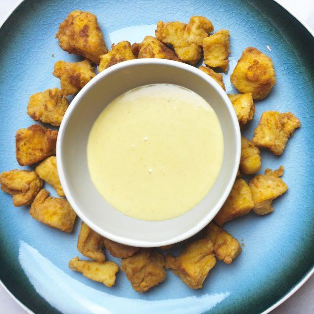Nuggets Que Son: Los Mejores Nuggets De Pollo Con Salsa De Mostaza Y Miel