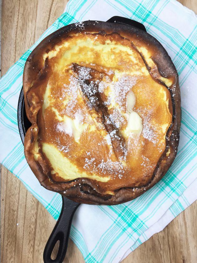 German (Dutch Baby) Pancake