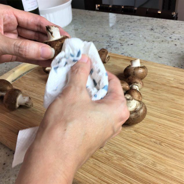 limpiando-las-setas