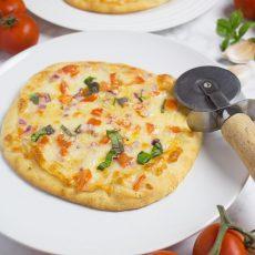 Receta de Pizzetas