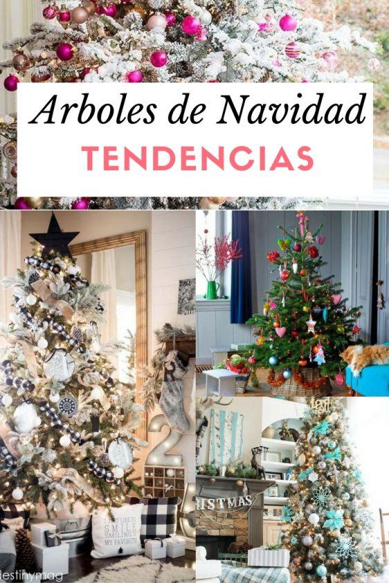 Decoración De Navidad Nuevas Tendencias Para Decorar Tu