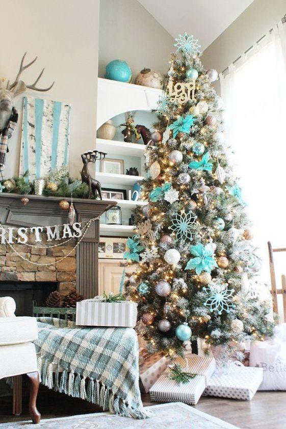 Decoración de Navidad - Nuevas Tendencias para Decorar tu Arbol de Navidad