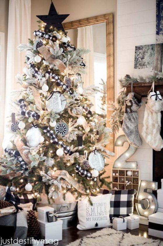 Decoracion De Navidad Nuevas Tendencias Para Decorar Tu Arbol De - Arboles-de-decoracion