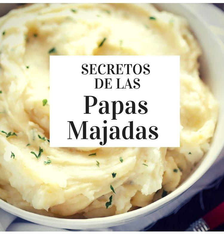 Los Secretos para las Mejores Papas Majadas