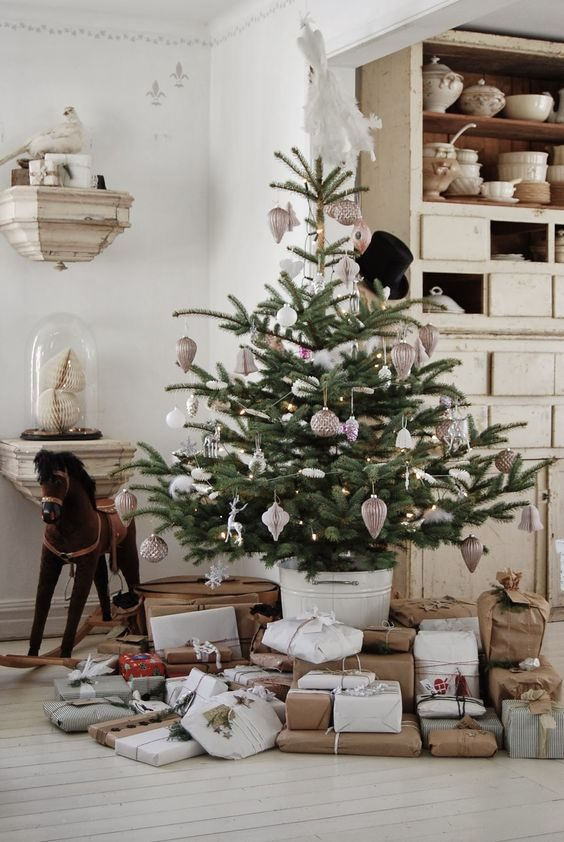 Decoración de Navidad - Tendencias Arboles de navidad