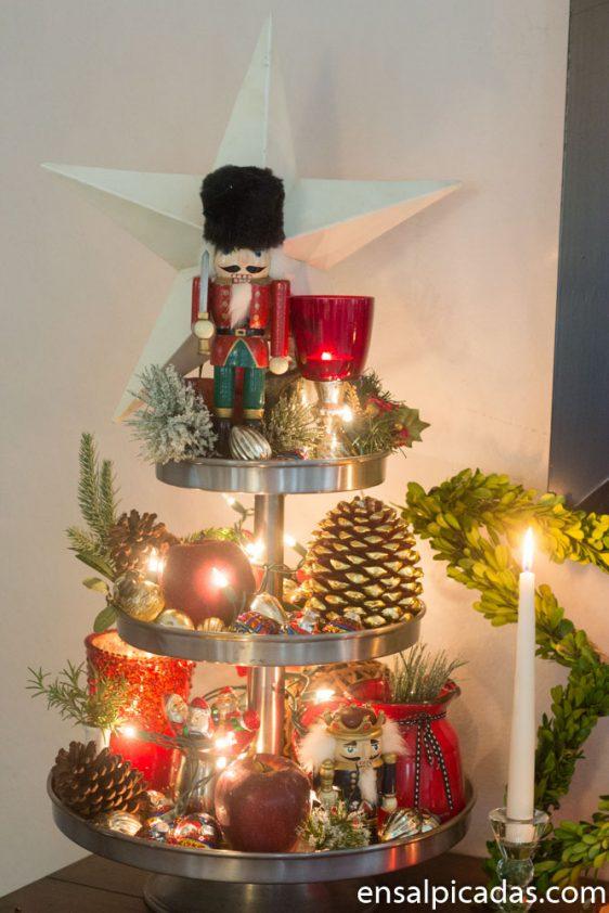 Decoraci n de navidad 2017 ensalpicadas for Decoracion de navidad 2017