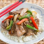 Receta de Pepper Steak