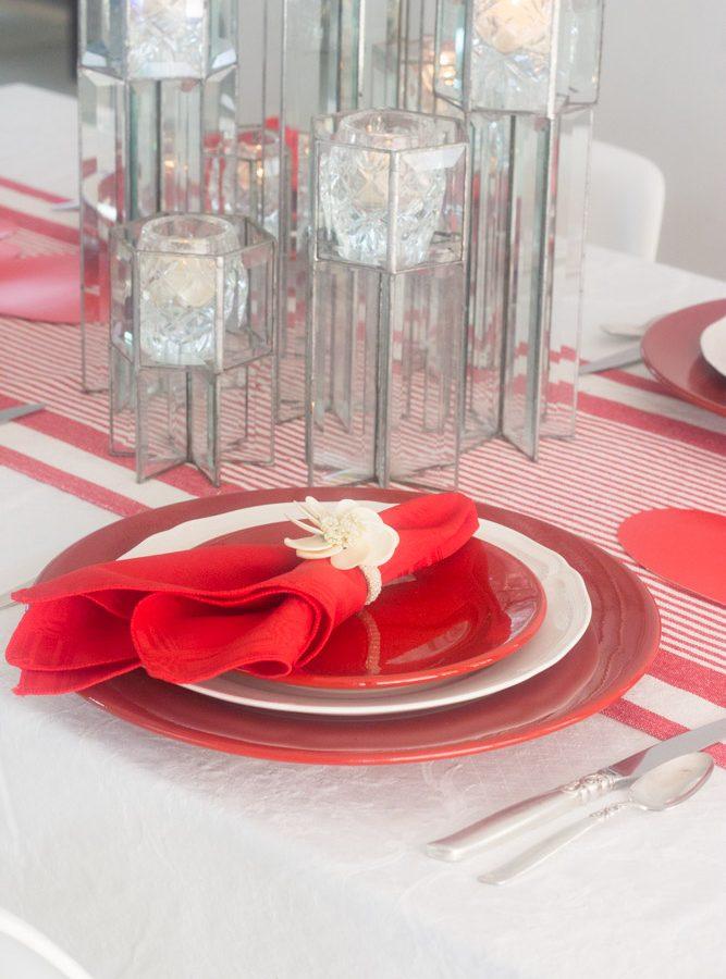 Ideas Para San Valentin Decoracion De La Mesa Y Recetas Ensalpicadas - Decorar-para-san-valentin