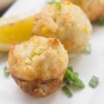 Receta de Crab Cakes Mini