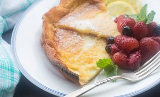 Delicioso German (Dutch Baby) Pancake