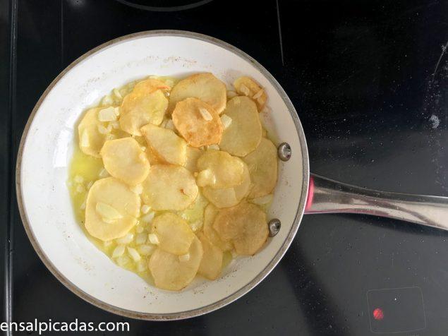 Receta de Tortilla Española sencilla