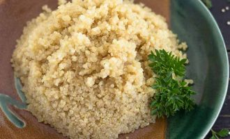que es y Cómo se hace la quinoa