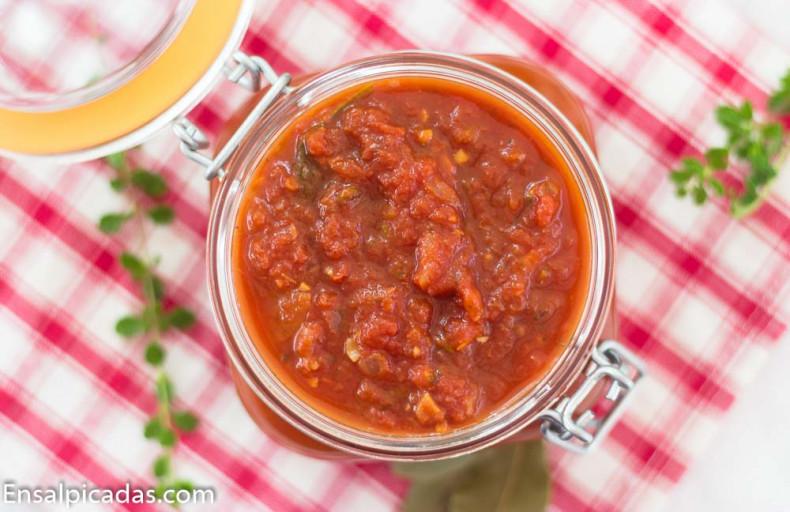 Receta de Salsa Marinara hecha en casa
