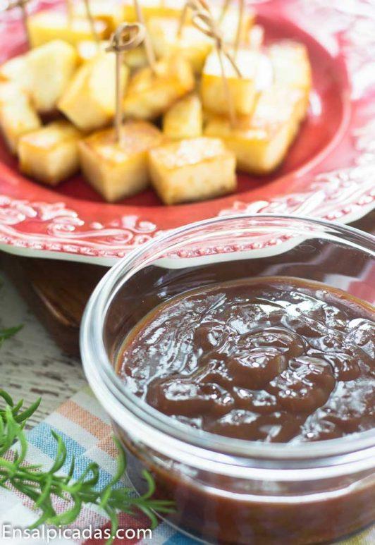 Receta de salsa de guayaba
