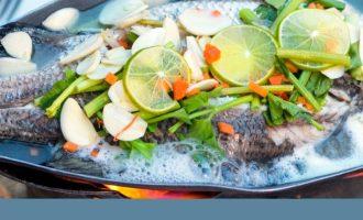 Recetas de mariscos al estilo de Ensalpicadas