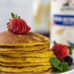 Receta de Pancakes Saludables con Avena e ingrediente Secreto